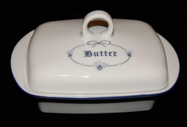Butterdose Tante Emma Omas Küche Butter-Dish 2 tlg
