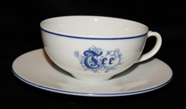 Tee Gedeck Anno Dazumal 0,18 L