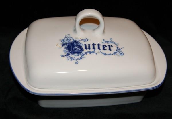 Butterdose Anno Dazumal Butter-Dish 2 tlg