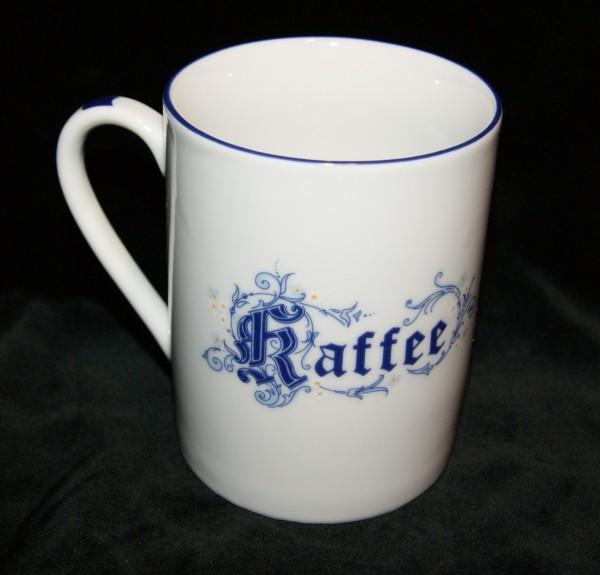 Mug Kaffee Becher Anno Dazumal 0,28 L